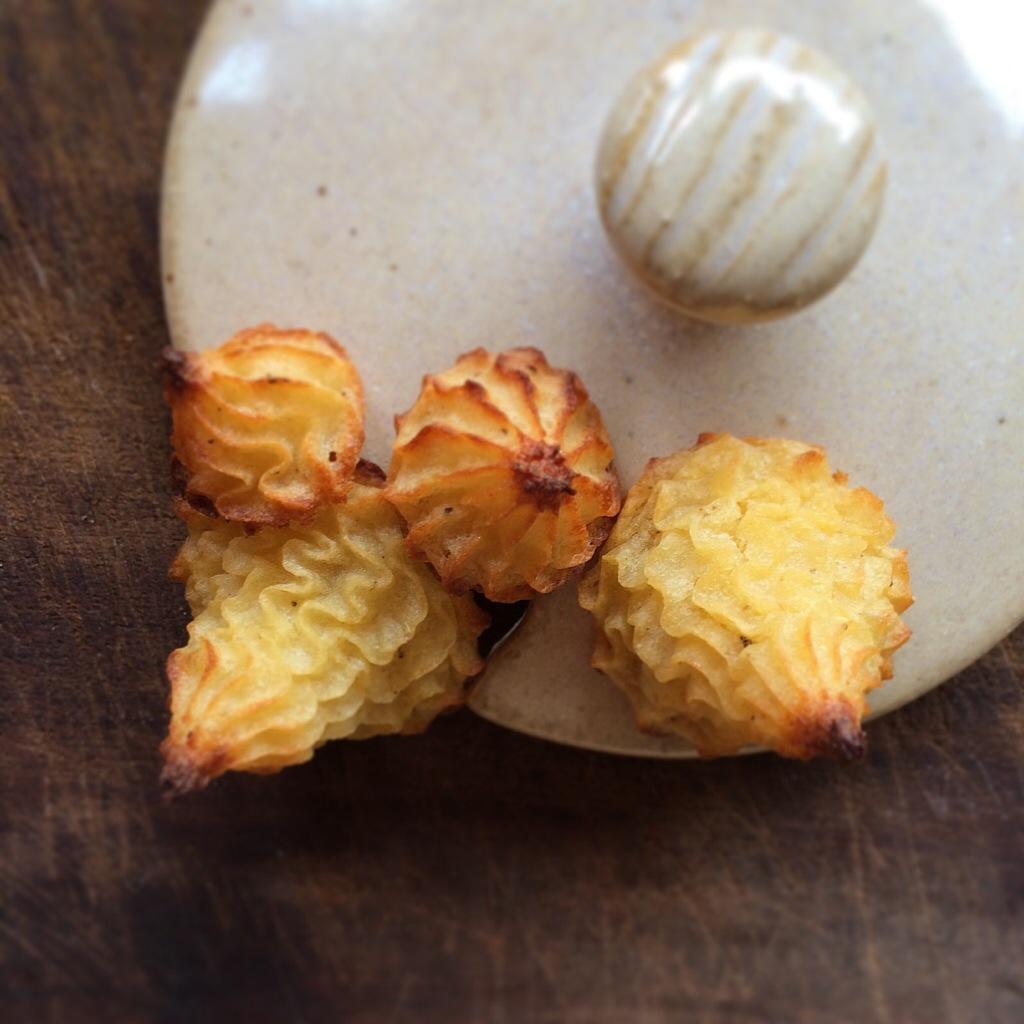 DUChess Potatoes – Pommes de terre duchesse