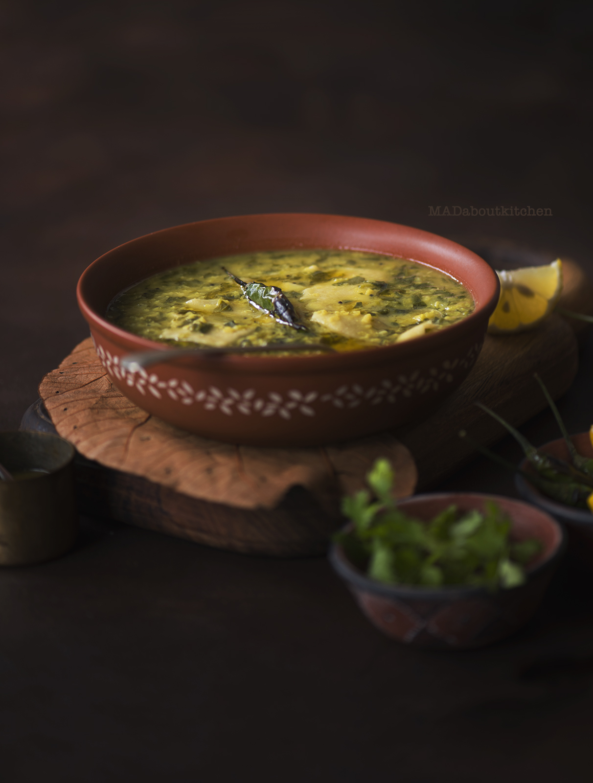 Menthya Kadubu - Methi Dal Dhokli is a comforting, light,one pot meal. This is a perfect balance of Protein, Fibre and Carbs.