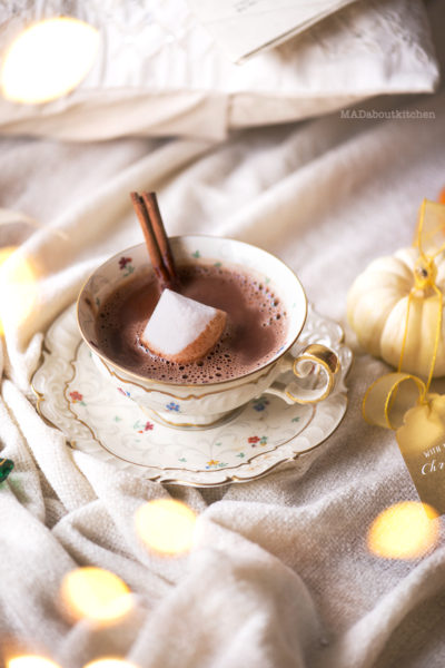 Hot Chocolate, the creamy, chocolaty drink with a hint of coffee is perfect for any season, but it tastes extra special in this season, Winters. Hot Chocolate is one of the most simplest drinks to make and kids love it.