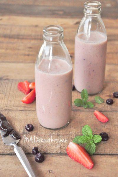 STRawberry Choco Shake