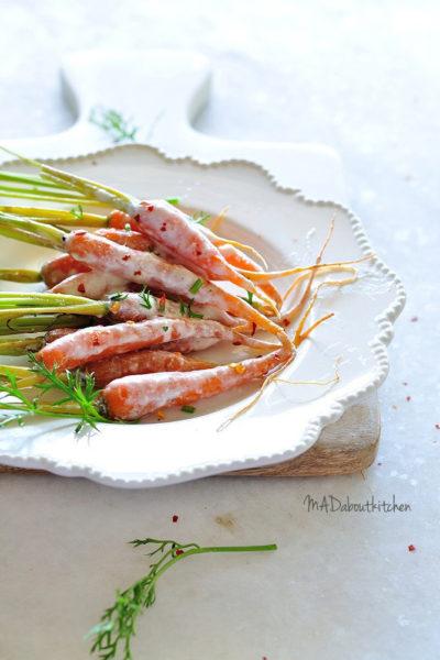 CREamy Carrots