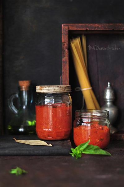 SUGo Di Pomodoro Fresco – Tomato Pasta Sauce – Marinara Sauce