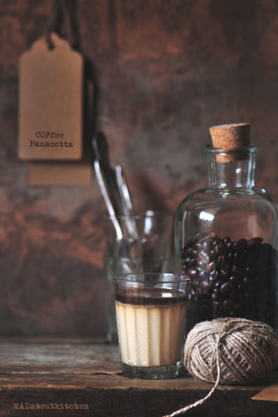 FILter Coffee Panacotta – Coffee Panacotta