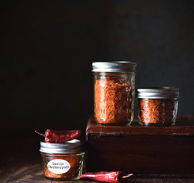 GARlic Chutney Powder – Indian Spice Powder