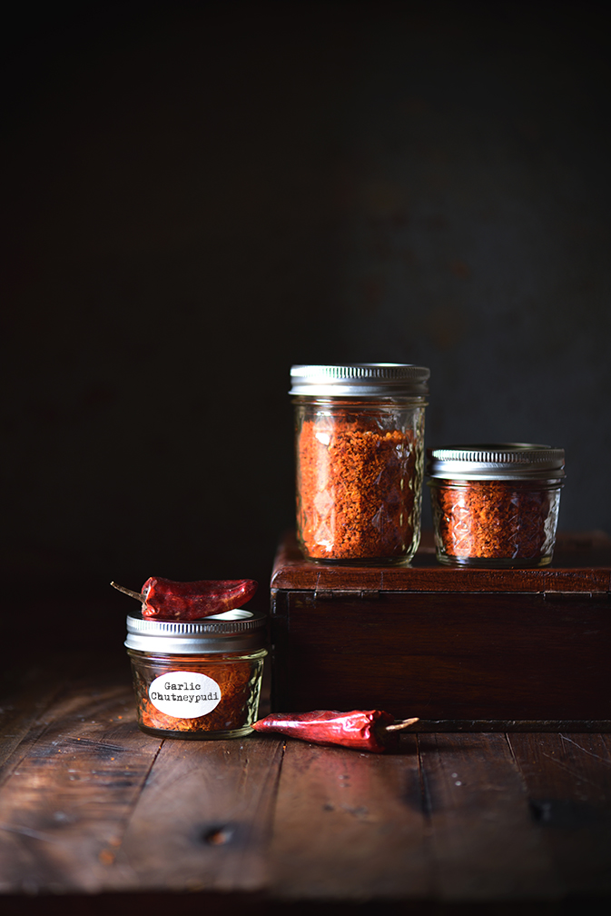 GARlic Chutney Powder – Indian Spice Powder