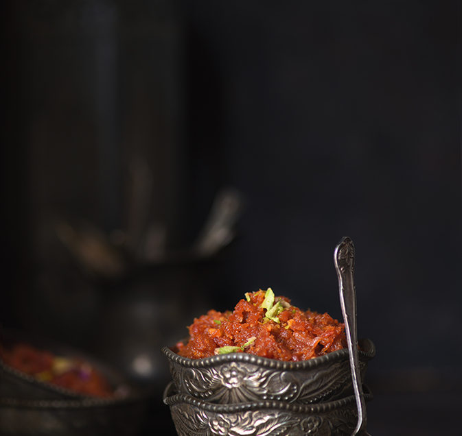 GAJar Ka Halwa – Indian Carrot Pudding