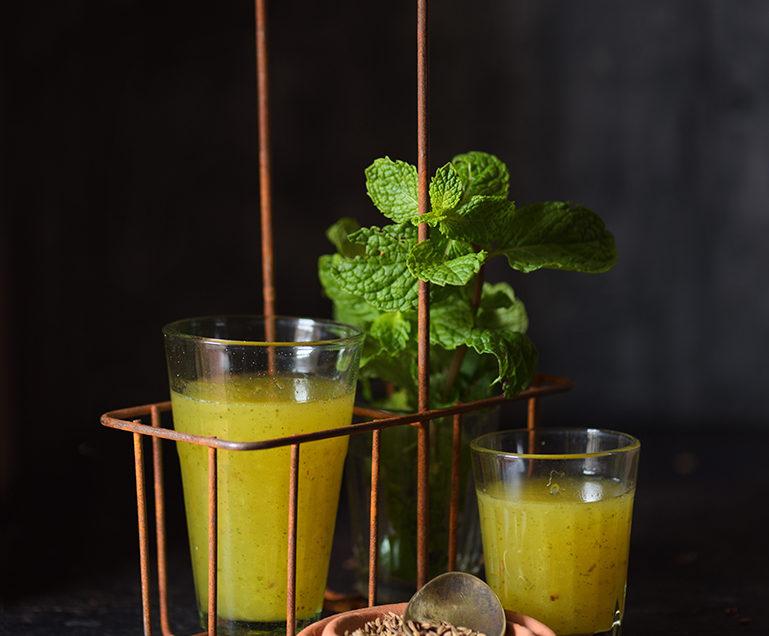 Aam Panna – Raw Mango Drink