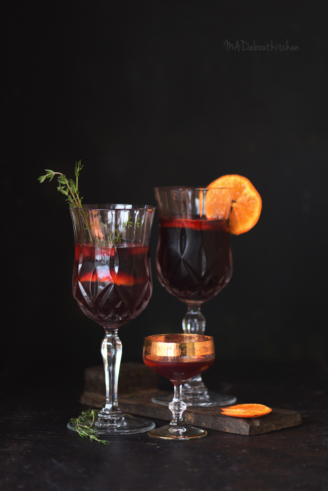Red Wine Sangria is a punch made using Wine, Chopped fruits, Fruit juice and Alcohol and few other flavours. Here is a recipe for beginners like me who are learning how to make Sangria. Food Photography and Food Styling by Madhuri Aggarwal.