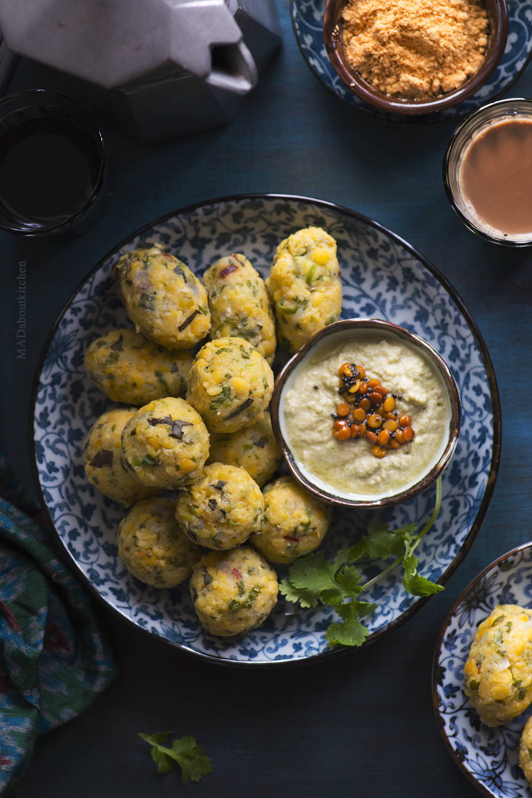 Nuchina Unde are Protein rich, steamed lentil balls. Nuchina Unde is perfect for early dinner or evening snack