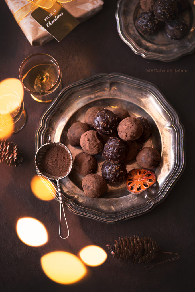 Christmas Cake Truffles are one of the easiest desserts that you can make it minutes making them perfect for gifting.