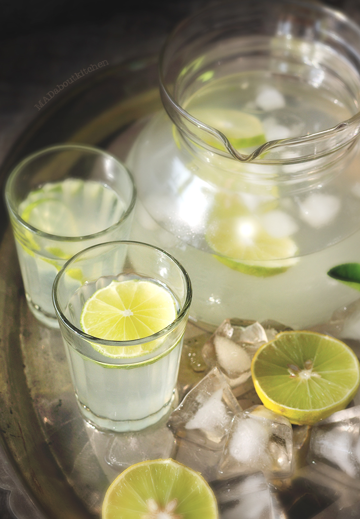 Lemonade is a basic lemon juice made using lemon juice mixed with water and sugar that is so satisfying and also can be made in different variations.