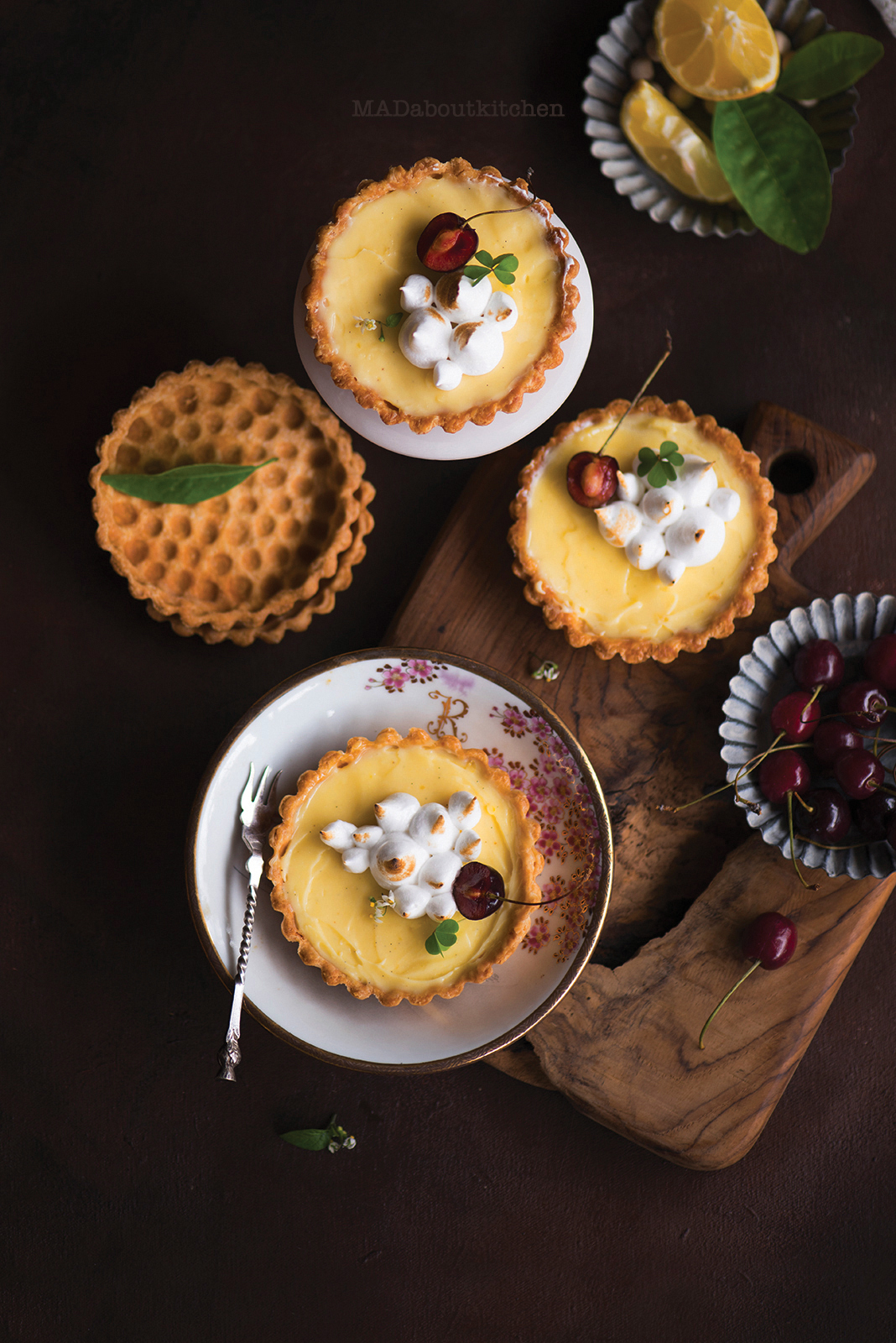 This is a recipe for the basic Shortcrust pastry that you can use for Tart shells, Quiche or Pies. Shortcrust pastry is one of the basic pastries.