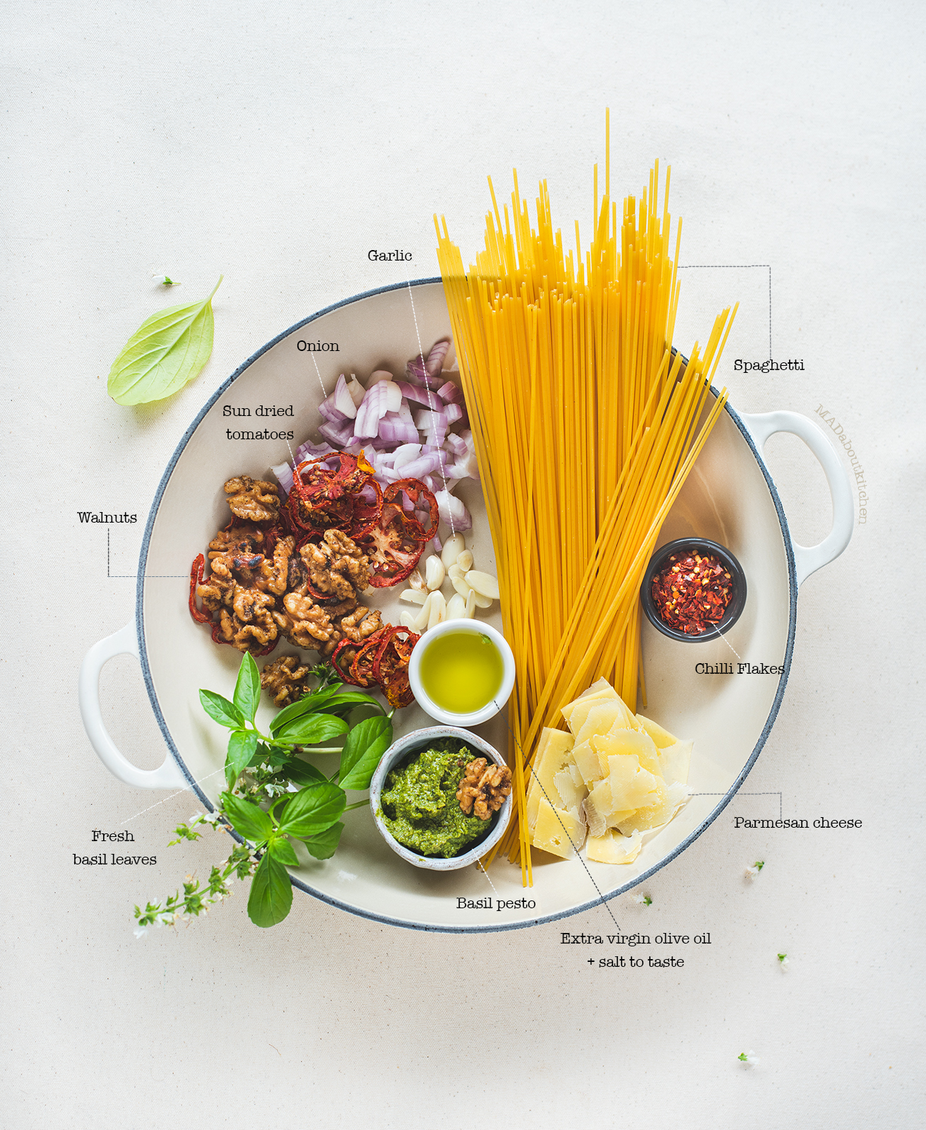 One Pot Pesto Pasta is quick Pesto pasta worth bookmarking for all of you who have been completely busy managing home, work , kids and family at home.