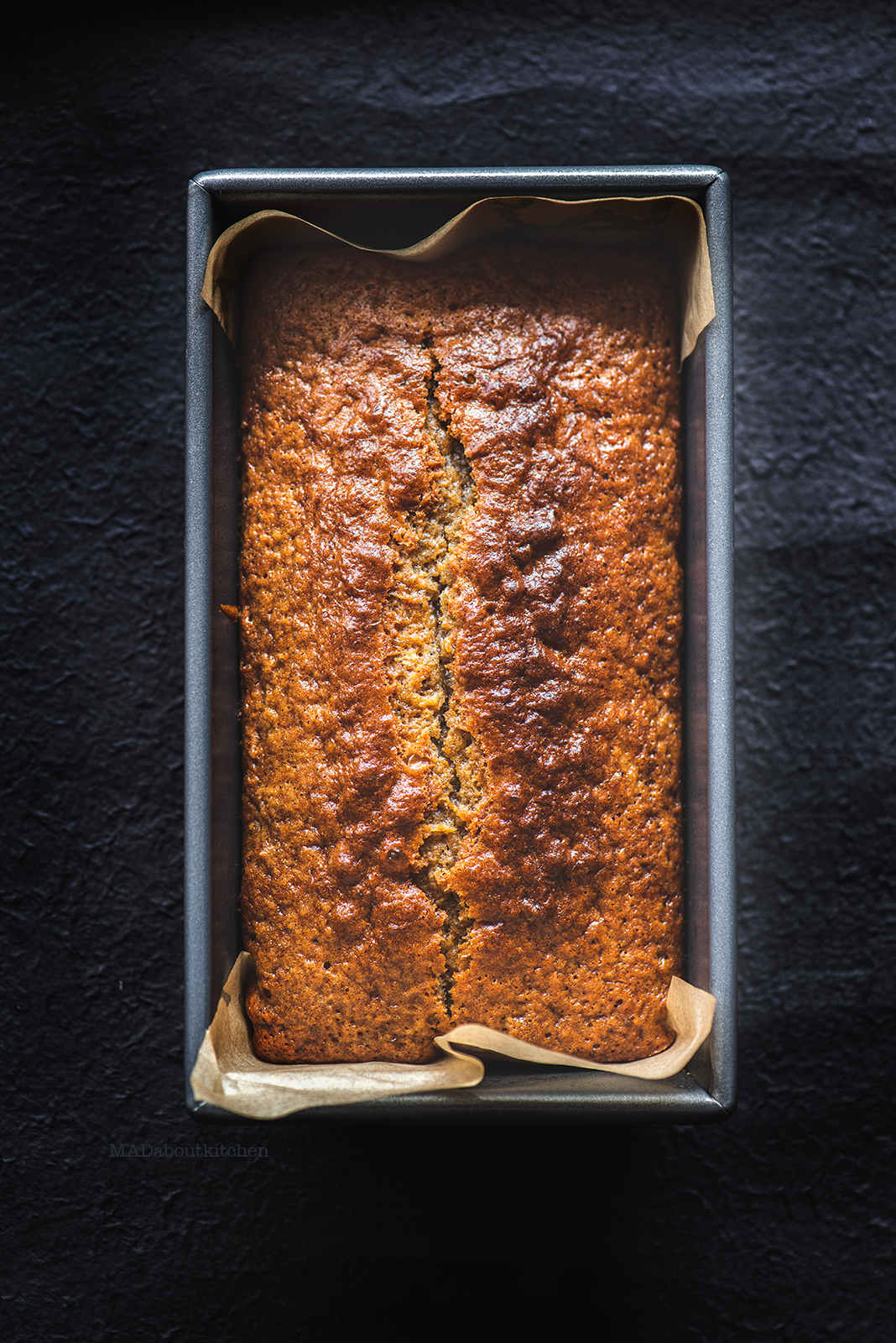 Spice tea cake made using cinnamon, clove, nutmeg, ginger is so flavourful and moist and tastes perfect to be served with tea and spice butter.